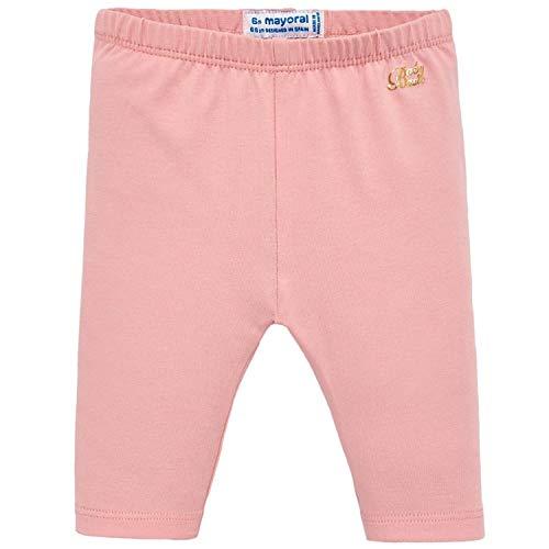 Mayoral - meisjes baby leggings korte broek, roze - 706