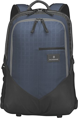 Victorinox Altmont 3.0 Deluxe - Mochila para portátil con bolsillo y tableta, azul marino/negro (Azul) - 601429