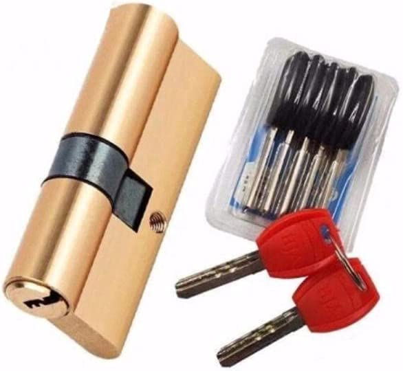 All Copper AB Lock Cylinder D gate Bombing free shipping Pure Max 59% OFF Old
