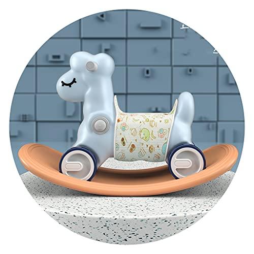 록킹마 가계 목마 어린이용 록킹 의자 다기능 요요 차량 실내 장난감