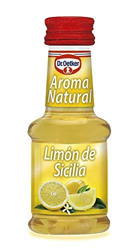 Dr. Oetker Aroma Natural Limón de Sicilia, 35g
