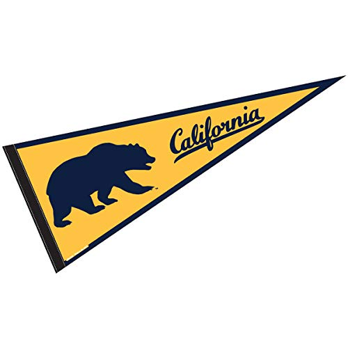 UCSB Gauchos Pennant Full Size Felt College Flags and Banners Co