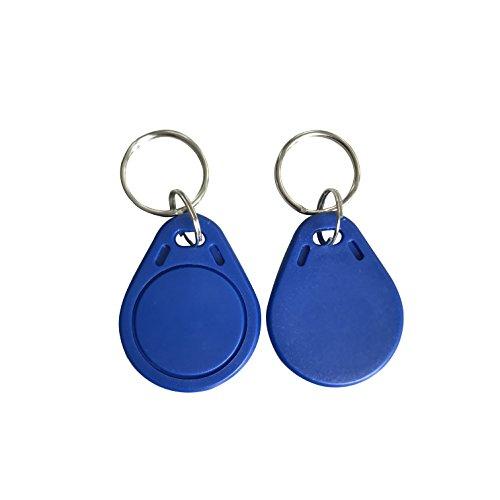 MIFARE DESFire EV1 2K/4K/8K Fob NFC Tag blauwe kleur (pak van 10) MIFARE DESFire EV1 4K