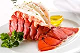 Maine Lobster Now - Maine Lobster Tails 12oz - 14oz (4 Tails)