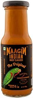 NAAGIN The Original Indian Hot Sauce, 230g - Vegan