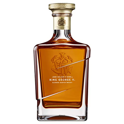 Johnnie Walker King George V + GB 43% 0,75 l