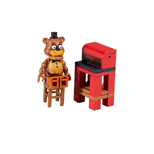 McFarlane Toys Five Nights at Freddy's Parts and Service Micro Construction Set (25201)