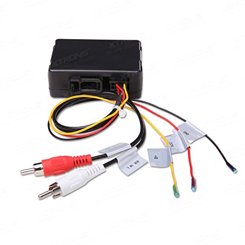 XTRONS Optical Fiber Head Unit Replacement Decoder for Mercedes-Benz ML/GL/R Series