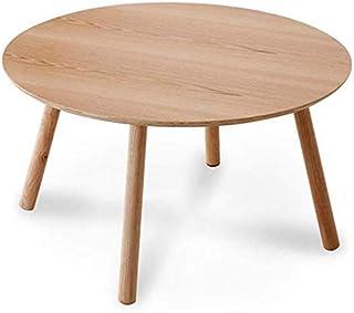 طاولات عالية الجودة تعشيش خشبي مستطيل الشكل 6 أحجام نهاية مصباح أريكة جانبية حامل للأثاث مكتب المنزل (الحجم: 80 * 44 سم)