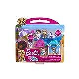 Barbie Pets Playset - Beach, Multicolor