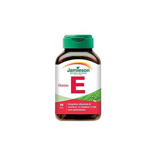 Jamieson Vitamina E 90 Perle - 20 Gr