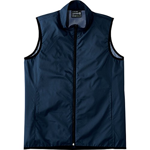[ライフマックス] フィットネス ジャケット MJ0068 メンズ ネイビー 日本 M-(日本サイズM相当)