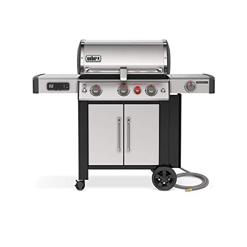 Best weber natural gas grill connection