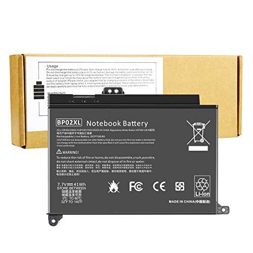 41Wh Laptop Battery for HP Pavilion PC 15-AU018WM 15-AU020WM 15-AU062NR 15-AU123CL 15-AU000 15-AW000 15T-AW000 15-AU063CL 15-AW068NR AW068NR AW053NR AW002LA TPN-Q172 BP02XL