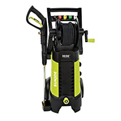 POWERFUL MOTOR: Powerful 14. 5-amp/1800-Watt motor generates up to 2030 PSI/1. 76 GPM for maximum cleaning power QUICK-CONNECT SPRAY TIPS: 5 Quick-Connect spray tips (0?, 15?, 25?, 40? and soap) tackle light, medium and heavy duty cleaning tasks ONBO...