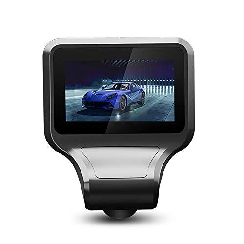 BANGSUN 1 unids lente dual Dash Cam HD 1080 p cámara frontal y trasera visión nocturna modo de estacionamiento