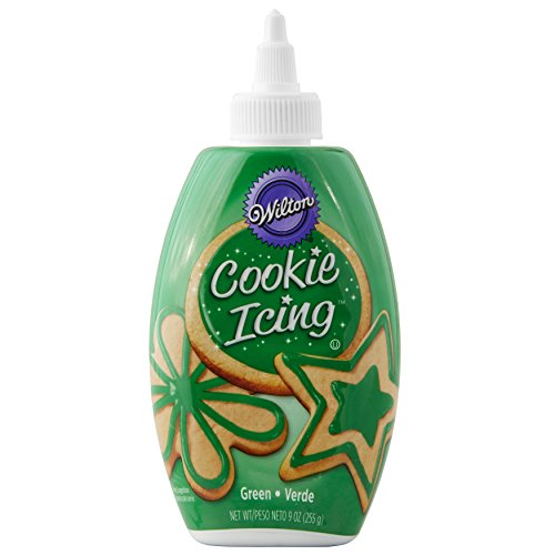 Wilton Green Cookie Icing, 9 oz.