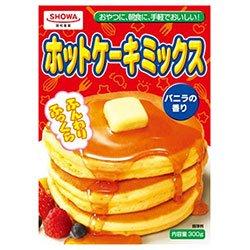 昭和産業 (SHOWA) ホットケーキミックス 300g×20箱入×(2ケース)