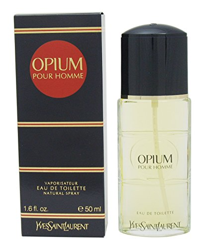 Yves Saint Laurent Opium Homme/Men, Eau de Toilette/Spray 50 ml, per stuk verpakt