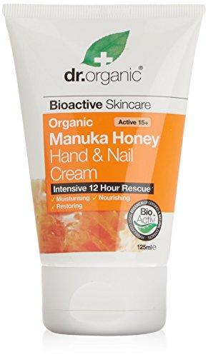 Dr.organic Organic Manuka Honey Hand And Nail Cream 125ml