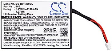 National products Replace store Battery for Opticon Applicable OPI-3301 O OPC-3301i to