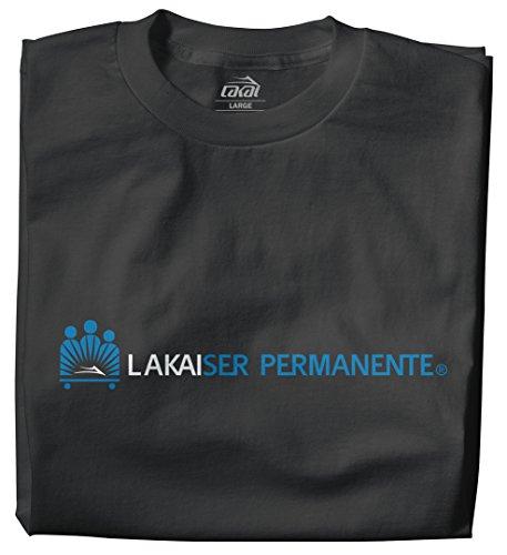 Lakai Unisex-Adult's Policy Tee Black Size S