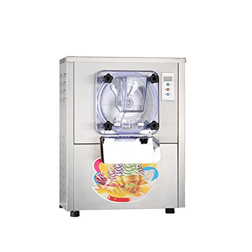 Great Deal! Fencia 5.28Gal/H Commercial Hard Ice Cream Machine 20L/h 1400W Stainless Steel Ice Cream Maker【US Shipping】