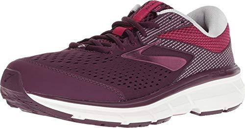 Brooks Dyad 10 Purple/Pink/Grey 6.5