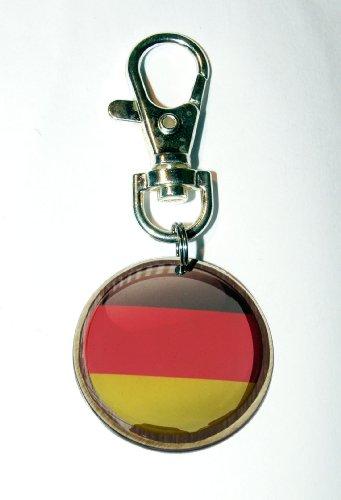 Schlüsselanhänger mit Nationalflagge