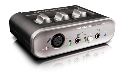 M-AUDIO USBオーディオインターフェース Fast Track MFTN