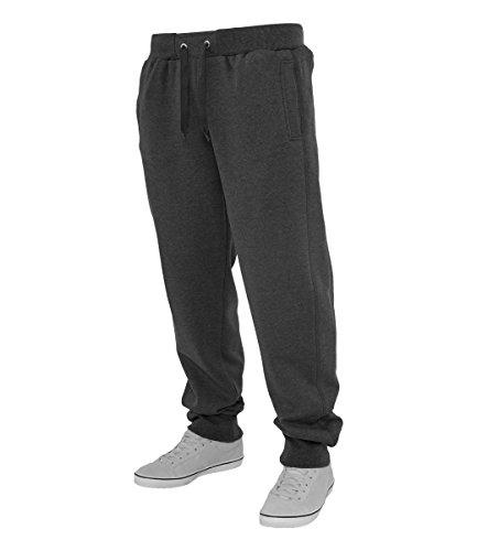 Urban Classics Straight Fit Sweatpants Pantalons, Gris (111), 36W x 33L Homme