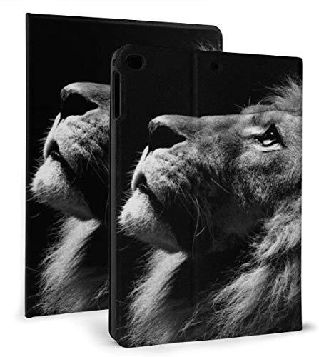 Black Lion Funda para iPad Air 1/2 9,7 Pulgadas 2018/2017, Soporte Ajustable Auto Wake or Sleep Smart Case para iPad 6th o 5th Gen