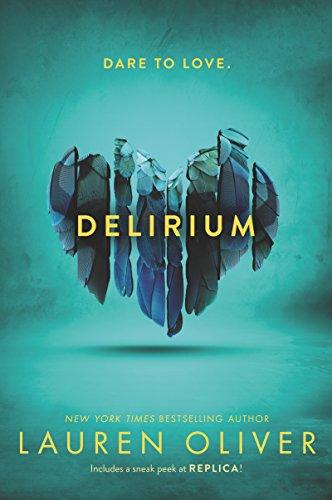 Amazon.com: Delirium (Delirium Series Book 1) eBook: Oliver, Lauren: Kindle  Store
