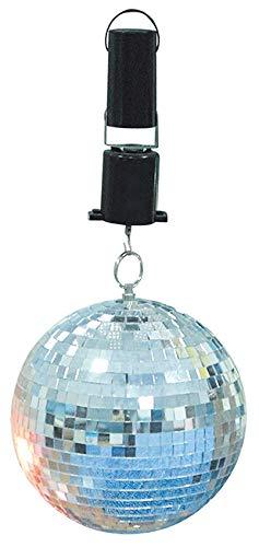 Spiegelkugel Set 20cm mit Batteriemotor