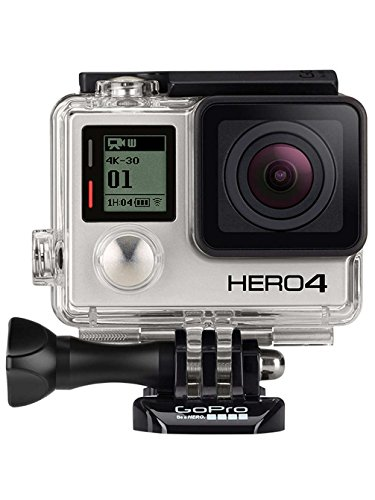 GoPro HERO4 Black Adventure Actionkamera (12 Megapixel, 41,0 mm x 59,0 mm x 29,6 mm)