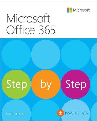 Microsoft Office 365 Step by Step