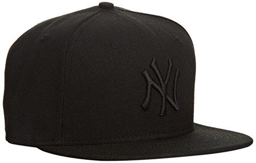 New Era New Era Cap 59FIFTY NY Yankees Schwarz/Schwarz Größe 7 (55.8cm)