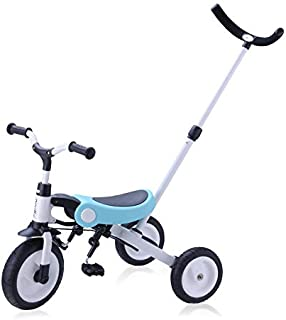 Rolling King 3-in-1 Tricycle for Kids from 2 Years to 5 Years Old