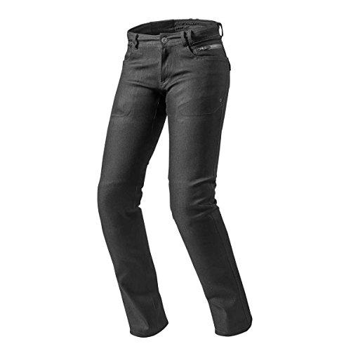 Revit Jeans Orlando H2O Damen, Farbe schwarz, Größe 31/34