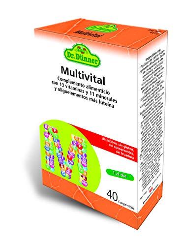 Salus Multivital Dr. Dunner - 40 comprimidos