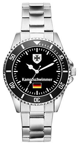 KIESENBERG Uhr - Soldat Geschenk Bundeswehr Artikel Kampfschwimmer 1053
