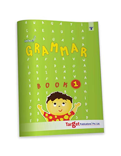 Nurture English Grammar and Composition Book 1 for Primary Students   Practice Exercises with Colourful Pictures for 5 to 7 Years