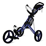 Sun Mountain Speed Cart Gx Golf Push Cart Blue/Black