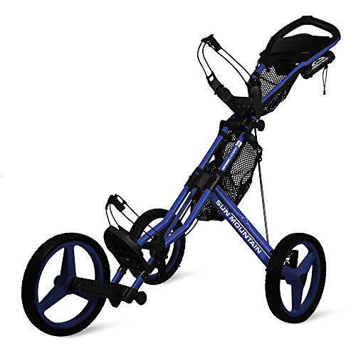 Sun Mountain Speed Cart Gx Golf Push Cart