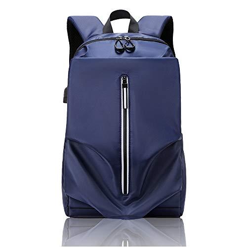NIYUTA Gym Duffle Bag Backpack Waterproof Sports Duffel Bags Travel Weekender Bag UK1039 Blue
