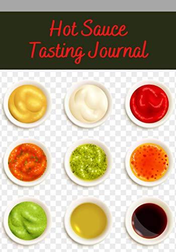 Hot Sauce Tasting Journal: Hot Sauce Tasting Journal | 7x10