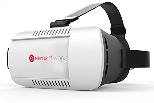 Element Works USA EW-VRHT1 Fully Adjustable Virtual Reality Headset