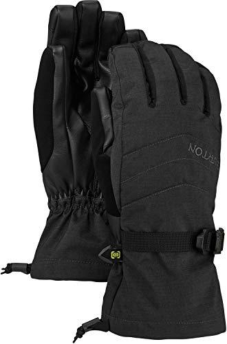Burton Womens Prospect Glove, True Black, X-Small