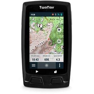 TwoNav – Horizon GPS para Montaña o Senderismo con Pantalla de 3″,