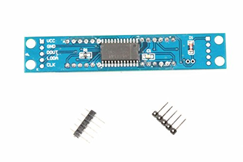 NOYITO 8-Bit LED Digital Display Module MAX7219 Support Cascaded 8-Bit Serial 3 IO-port Control